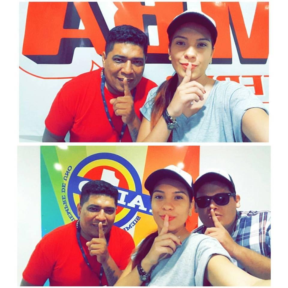 Foto de Instagram, en Rumba Stereo, en Radio Uno