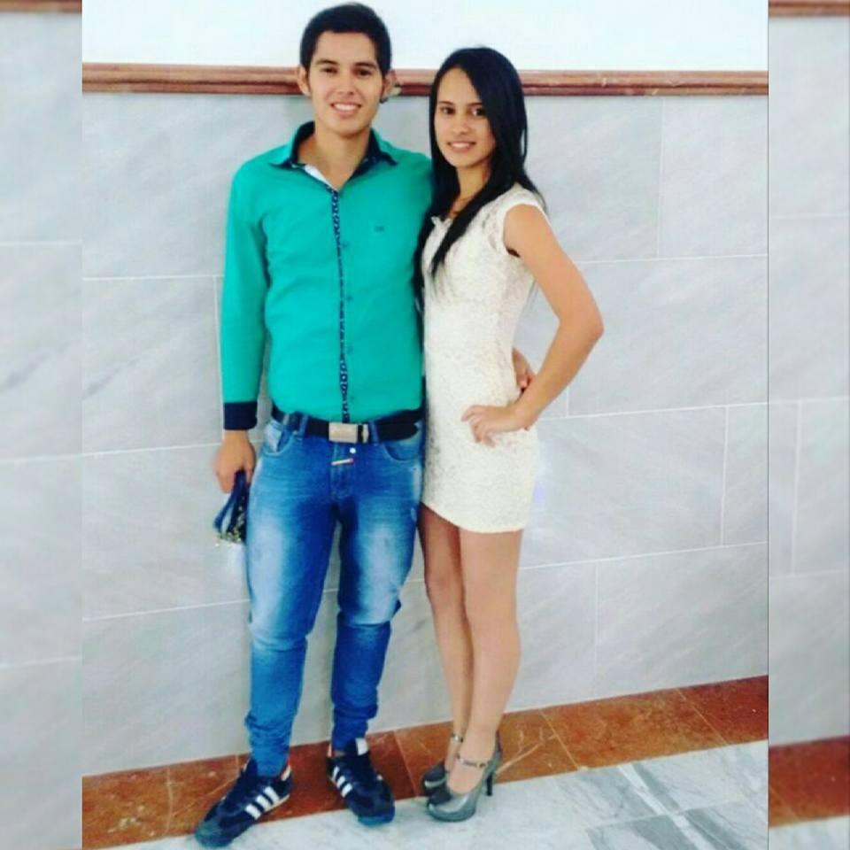 Romario Guiza Pardo y Nancy Andrea Barajas Jurado - Foto Facebook