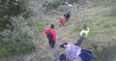 Fotos: Cuerpo de Bomberos de Málaga