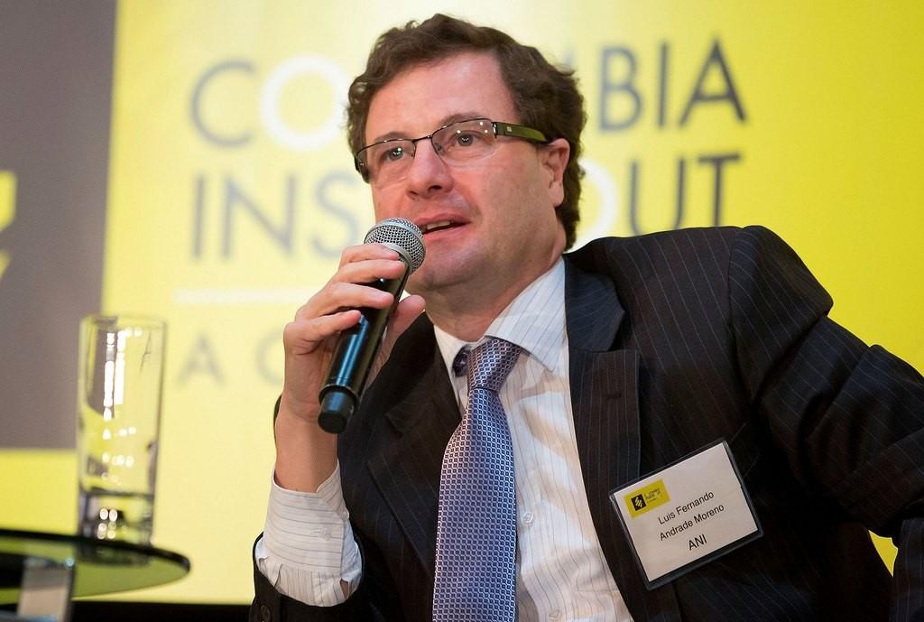 Luis Andrade Presidente de la ANI