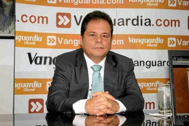 MAURICIO MEJIA ABELLO, SECRETARIO DE TRANSITO - FOTO VANGUARDIA LIBERAL