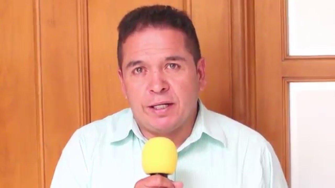 ORLANDO RODRIGUEZ - ALCALDE DE VETAS (S)