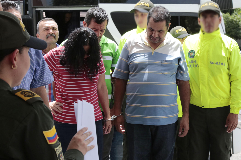 Rueda de Prensa captura y entrega de vehículos recuperados por la Policía (4)