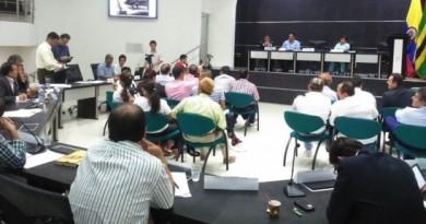 ASAMBLEA DEPARTAMENTAL SESIONÓ EN SAN GIL