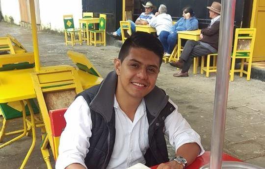 Diego David Ochoa - Partido Verde 105 cámara.