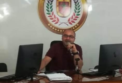 JUAN CARLOS SÁNCHEZ SE PRONUNCIA SOBRE DECLARACIONES DE  DIOSELINA RÍOS