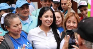 LA PROVINCIA GUANENTINA Y COMUNERA CON ÁNGELA HERNÁNDEZ