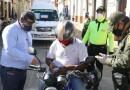 ALCALDE DE SAN GIL HACE DIRECTAMENTE LOS CONTROLES
