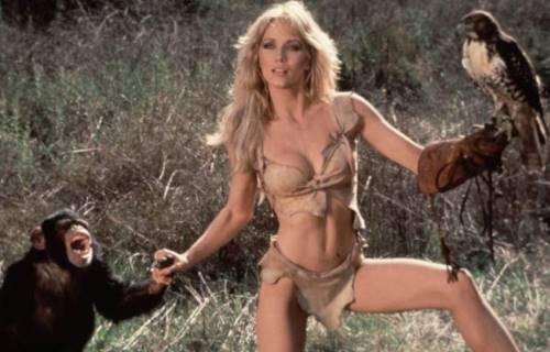 Murió Tanya Roberts, actriz de James Bond y Los Ángeles de Charlie
