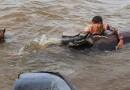 Armada Nacional rescató a pescadores en el Orinoco